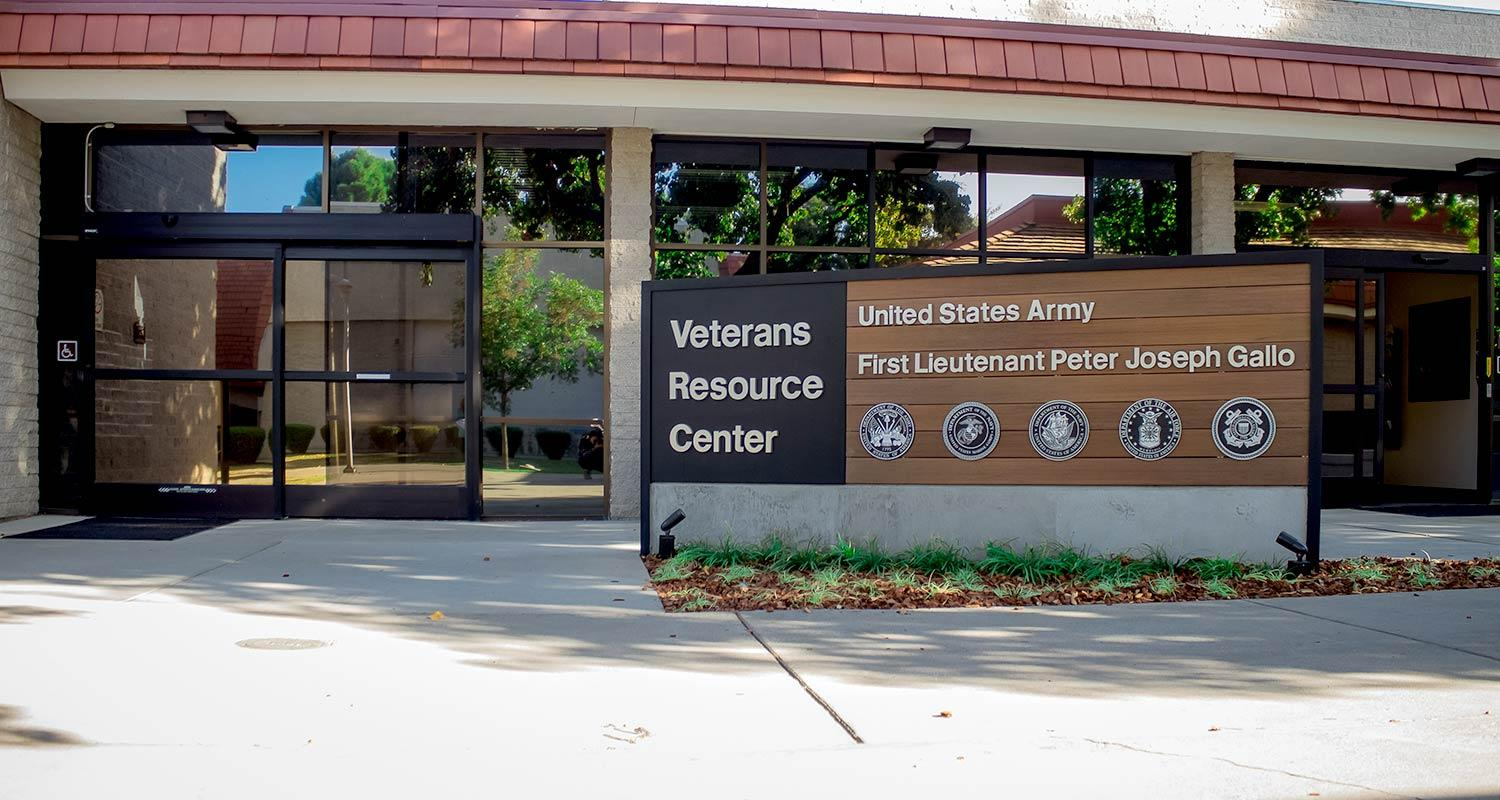 Veterans Are Welcome On Campus