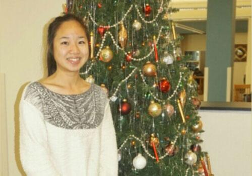 Pang Kou Chang is Our December 2015 Student of the Month