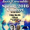 Merced College Jazz Ensemble to Perform in Spring Concert