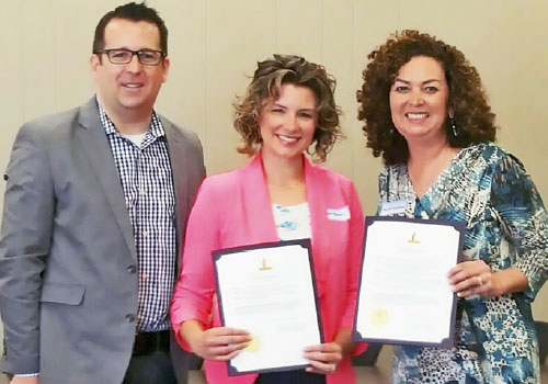 City of Merced Joins College to Celebrate Nutrition
