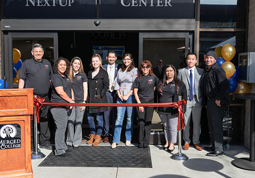 Merced College NextUp Center Supports Foster Youth Services