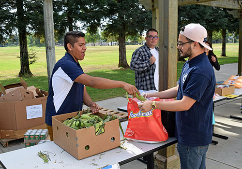 Merced College and UC Merced Promote Healthy Futures
