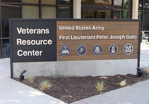 Veterans Resource Center Remodel Completed