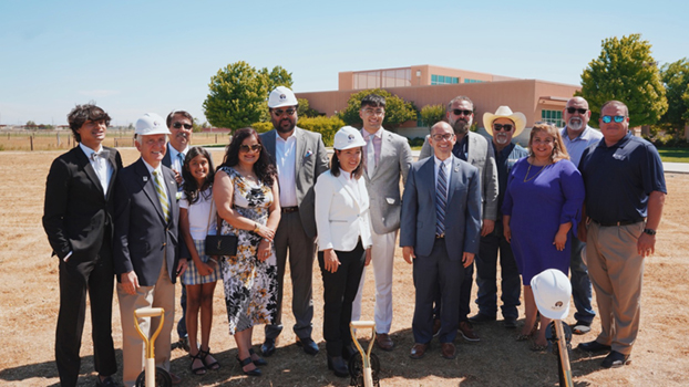 Ag and Industrial Tech Complex marks pivotal next chapter in school history