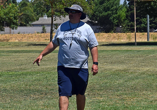 Interest in MC Football Skills Camp Grows