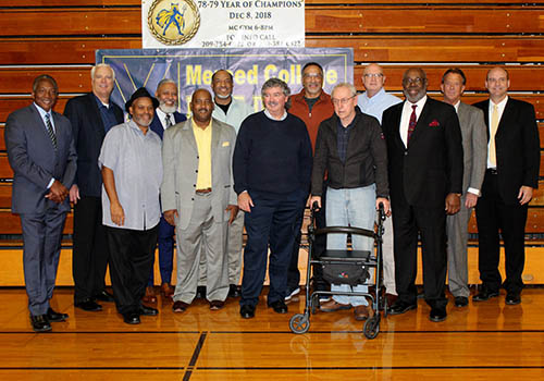 Hall of Fame Honors Year of Champions
