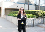 Merced College alumna grabs hold of new position