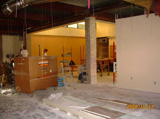 Administrative Building Remodel