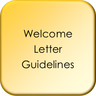Welcome Letter Guidelines