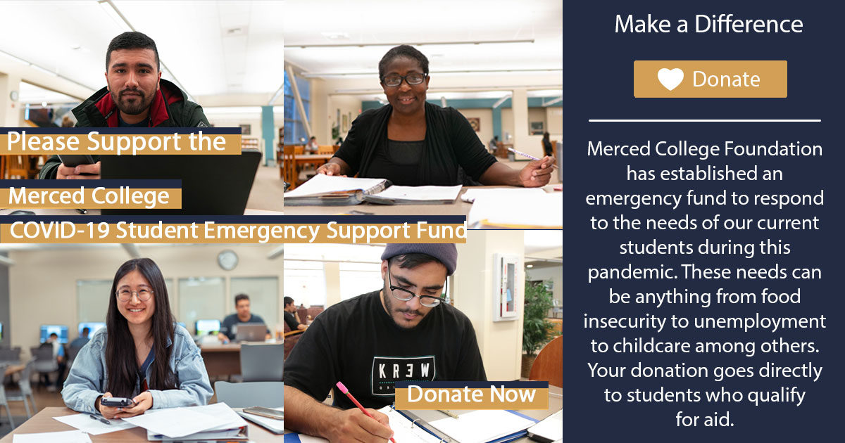 donate to the student emergency fund