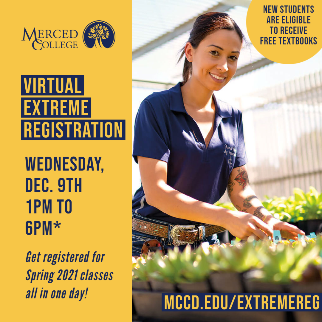 Virtual Extreme Registration December 9th