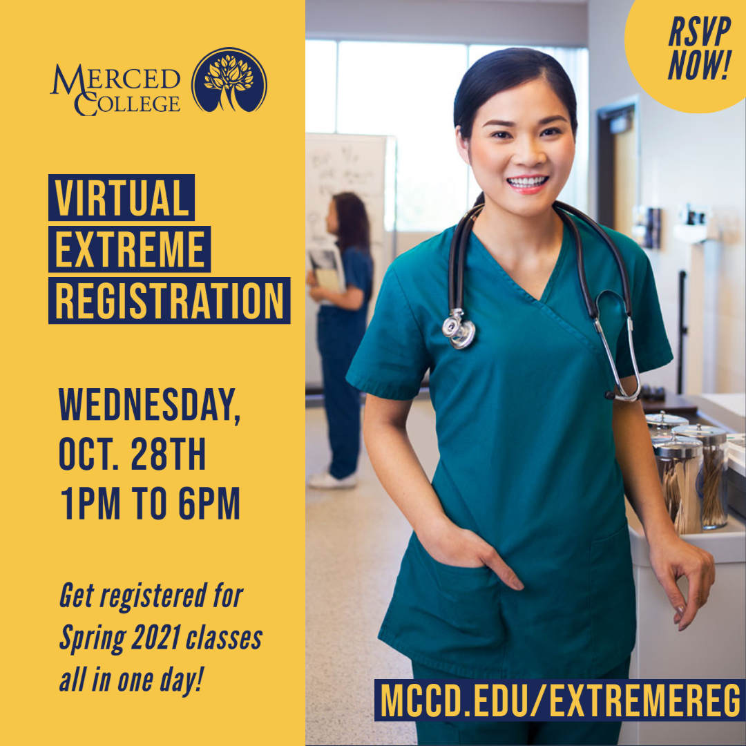 Virtual Extreme Registration October 28th