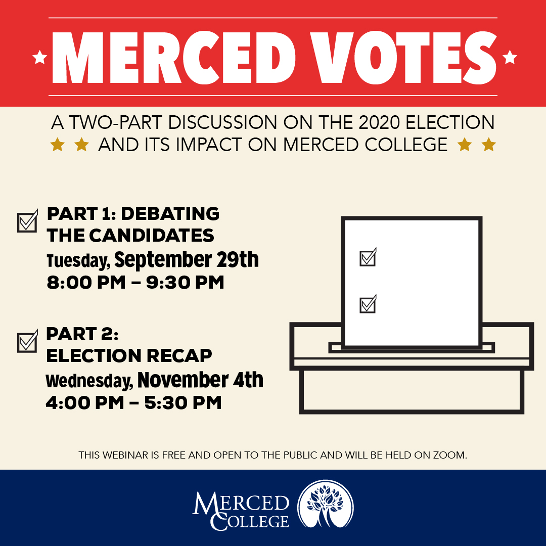 Merced Votes: Debating the Candidates
