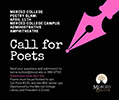 Merced College Poetry Slam