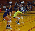 Volleyball: Home Game vs. Columbia