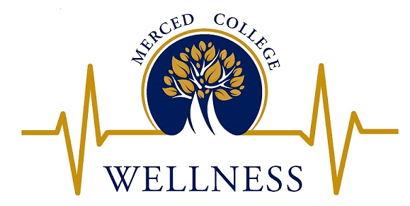 Merced College Wellness Logo