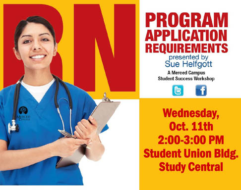 Flyer - RN Program Application