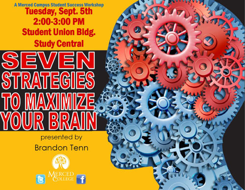 Flyer - Seven Strategies to Maximize Your Brain