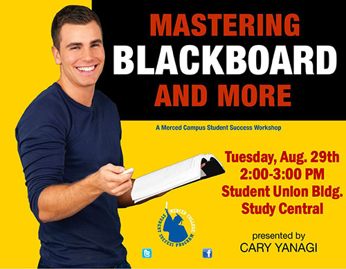 Mastering Blackboard and More