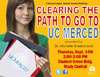 Workshop: Clearing the Path to go to UC Merced