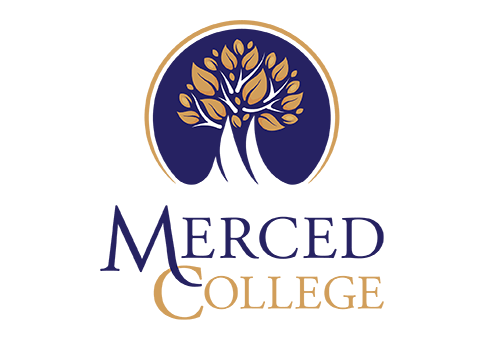 Welcome to Merced College: logo